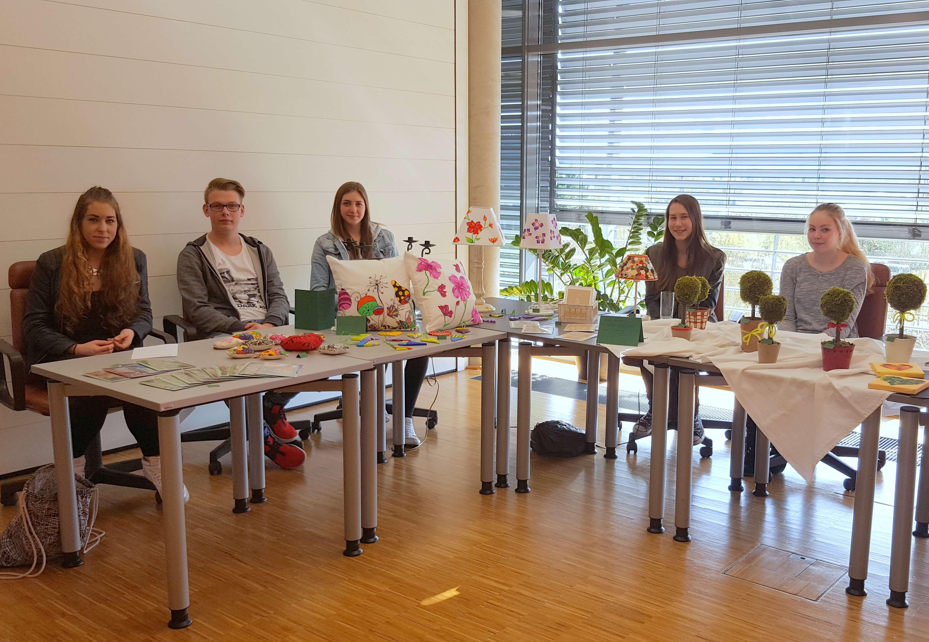 Genossenschaft macht Schule (Teil 3) – Abteilung Home Design