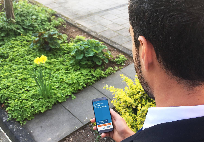 Banking mit dem Smartphone
