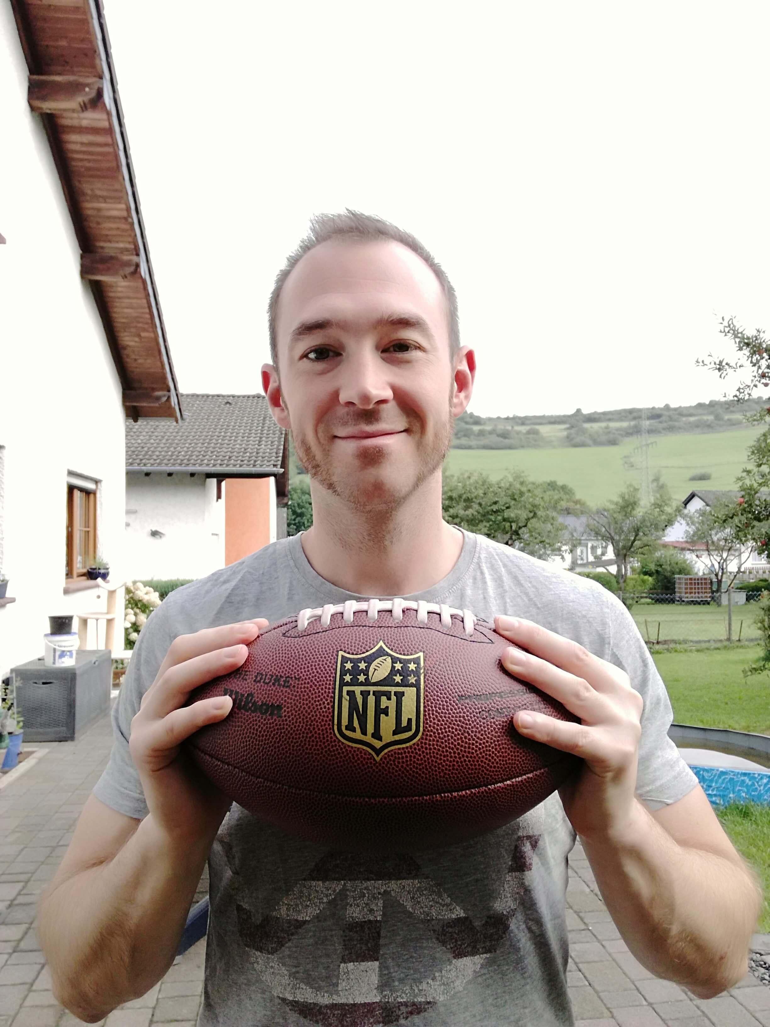 NFL-American-Football ist zurück