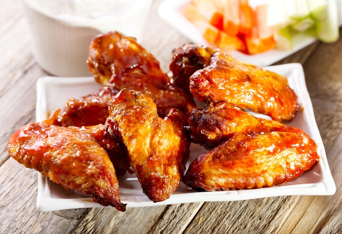 Superbowl Chickenwings