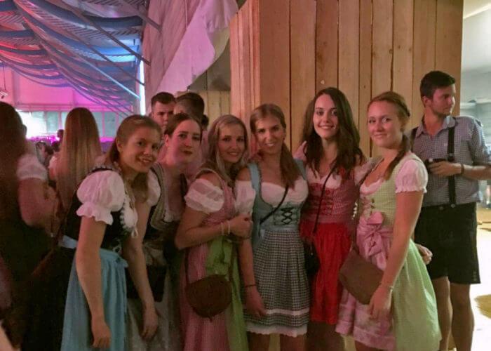 "Bungert Oktoberfest – ""O'zapft is"" in Wittlich"