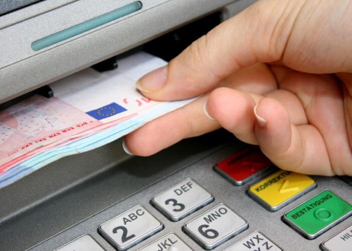 Geldautomaten-Sprengung