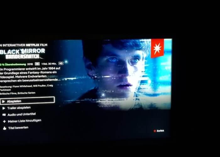 """Filmtipp """"Black Mirror: Bandersnatch"""""""