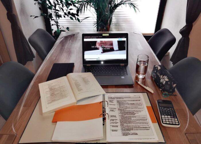 Auf der Zielgeraden – Vorbereitung auf die Abschlussprüfung