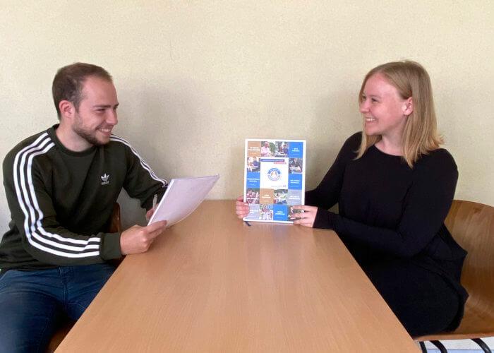 Interview mit Miriam
