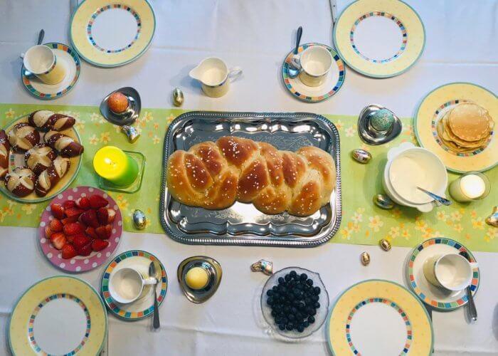 Der Osterzopf – Tradition mit Geschmack