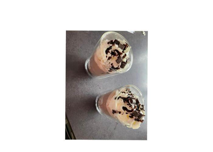Chocolate Frappuccino für die heißen Sommertage